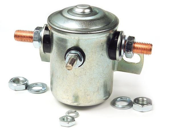 3 post starter solenoid wiring diagram