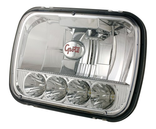 small resolution of 90951 5 5x7 led sealed beam headlight