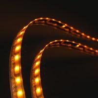 L13510803 - LightForm LED Strip, Amber, 34.02 in l 864 mm