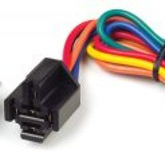 5 Pin Relay Wiring Diagram Light Bar Electric Lawn Mower Grote Industries Switches Electrical Assemblies Amp Pigtail