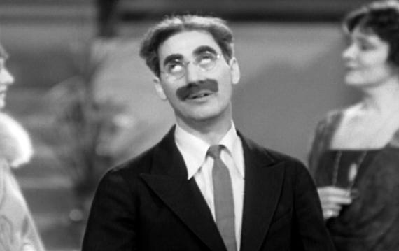 Image result for groucho marx strange interlude