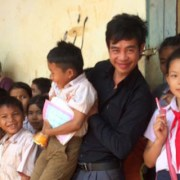 Houy Haouy school in laos