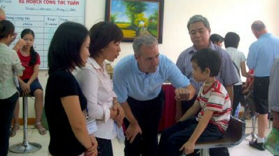 re & Physiotherapy Placement for Vietnam
