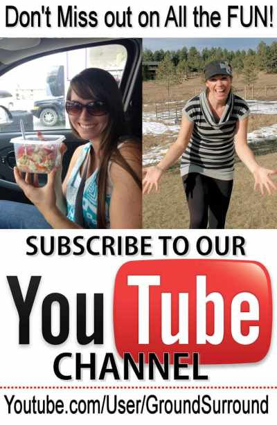 Grounded and Surounded Youtube Channel