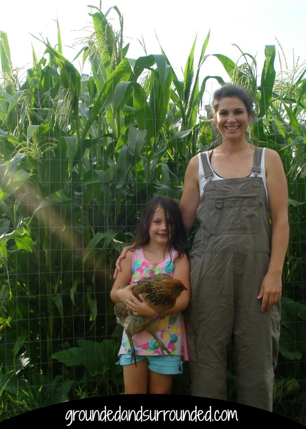 what does it mean to be a modern day homesteader? grounded
