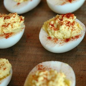 Sustain Recipes Deviled Eggs Healthy Nutritious