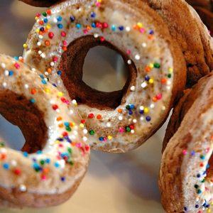 Slim Recipes Skinny Donuts
