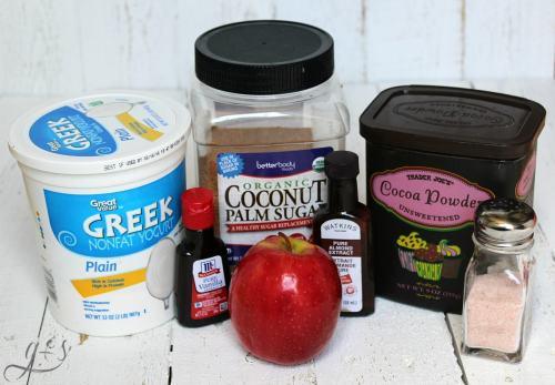 Ingredients Needed- Fruit Dip