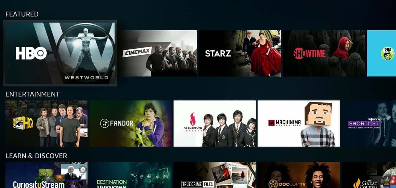 Consolidate Your Streaming Subscriptions with Prime Video