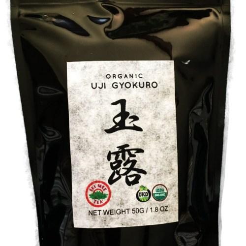 Organic Premium Uji Gyokuro 50g (1.8 oz)