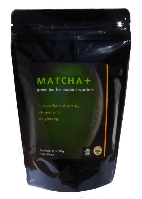 Matcha with ginseng and guarana - 90g