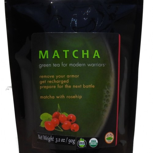 Matcha Rosehip - 90g