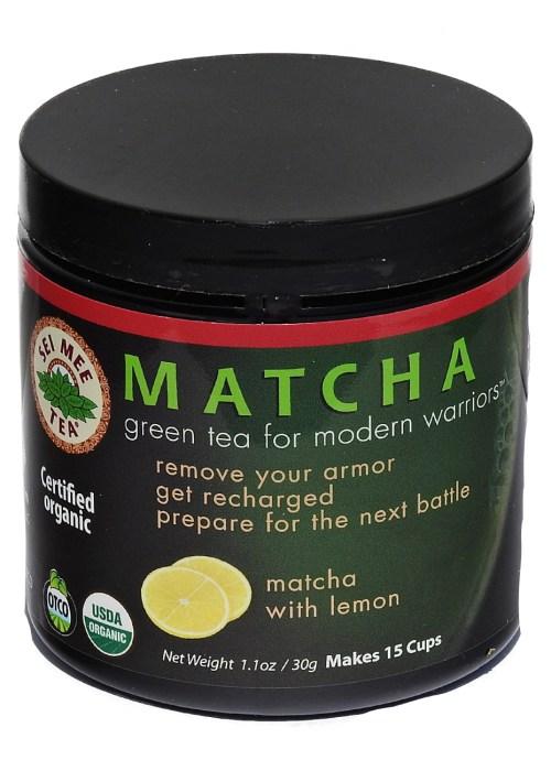 Matcha Lemon, Organic - 30g