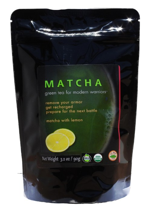 Matcha Lemon - 90g