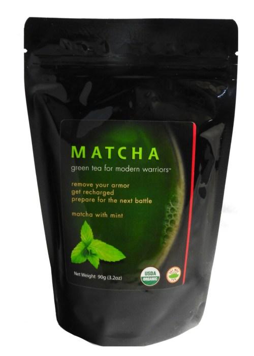 Matcha Mint, Organic - 90g