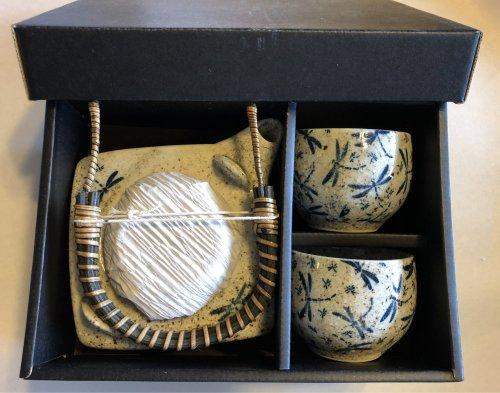 dragon gift set in box