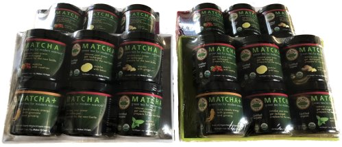 matcha assortment set