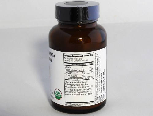 Centered Energy Adaptogen Supplement
