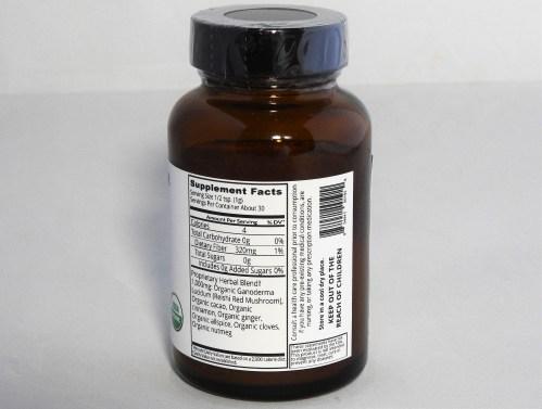 Immune Booster Adaptogen Supplement
