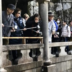 Kyoto Kiyomizudera Temple 8