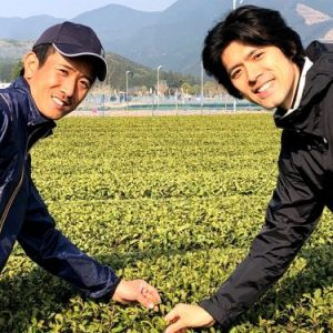 Passionate about growing organic green tea