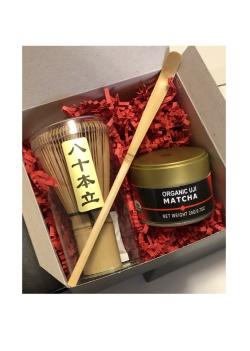 Highest Grade Ceremonial Matcha Gift Set