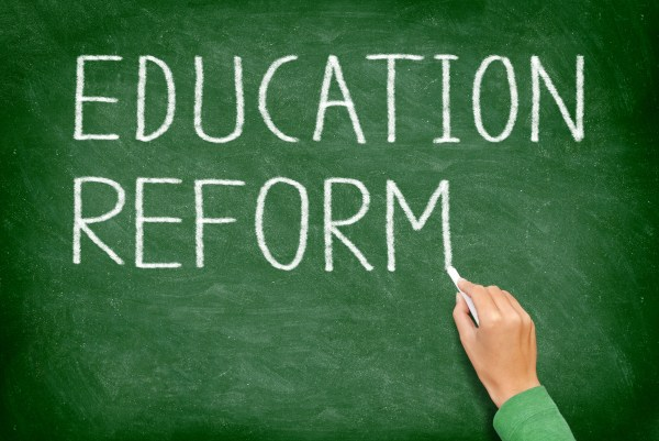Demanding Systematic Change Improving Education