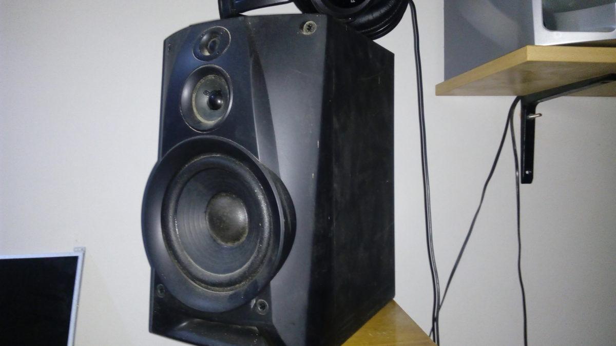 connecting bookshelf speakers to pc - ground report
