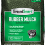 Green Rubber Mulch Bag Package