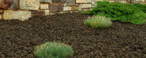 rubber mulch playgrounds & landscaping