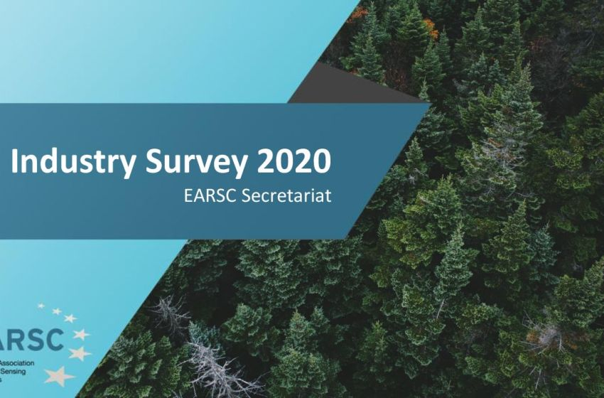 EARSC presents State and Health of the European Earth Observation Sector 2020