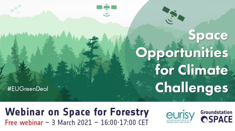 Space for Forestry Webinar March 2021