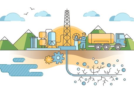 Hydraulic Fracturing (Fracking) - Credit: Shutterstock