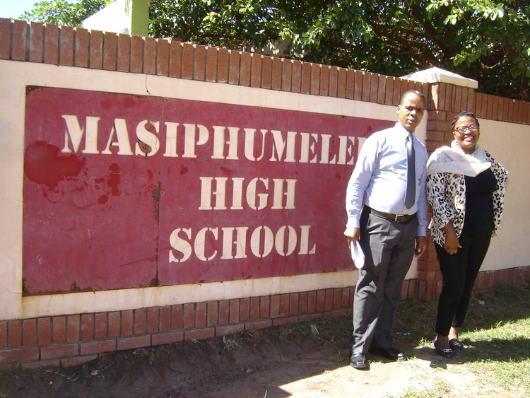 Masiphumelele High School fundraising campaign beats target  GroundUp