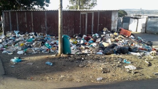 Photo of rubbish