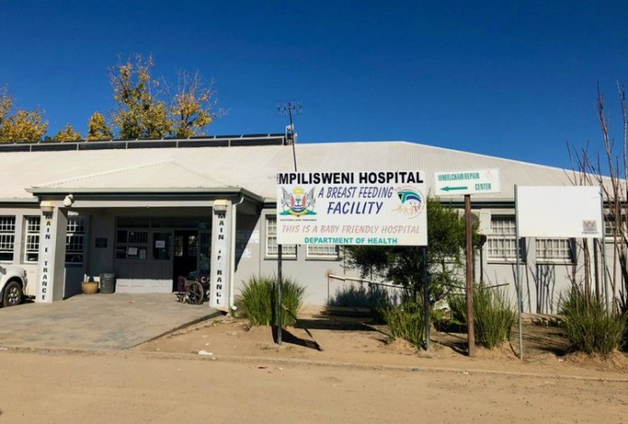 Doctors and nurses down tools at Eastern Cape hospital