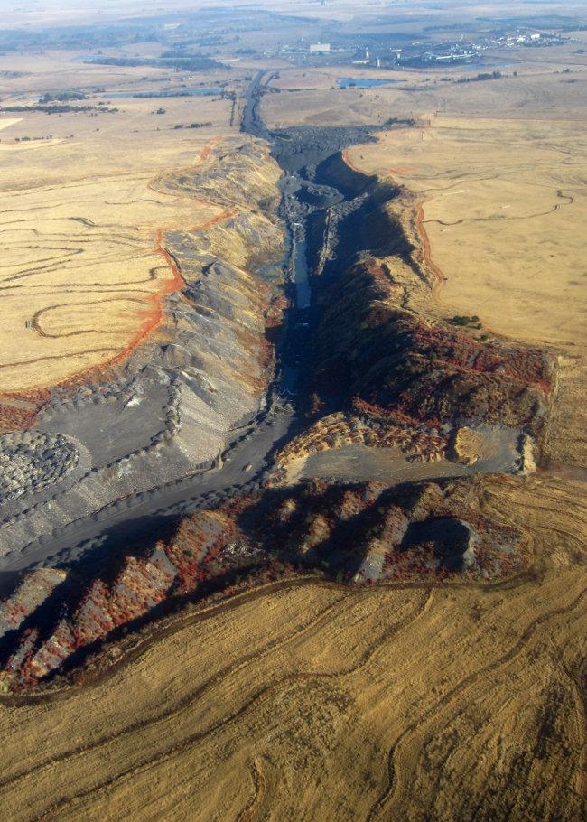 Environmental crisis in Mpumalanga Why is nobody