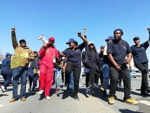 Gautrain Workers Strike 10 Wage Increase And