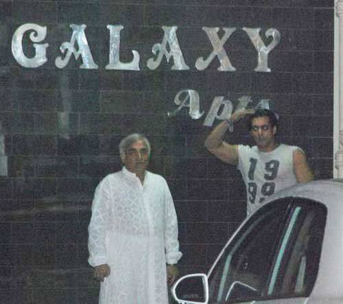 Salman Khan House Galaxy