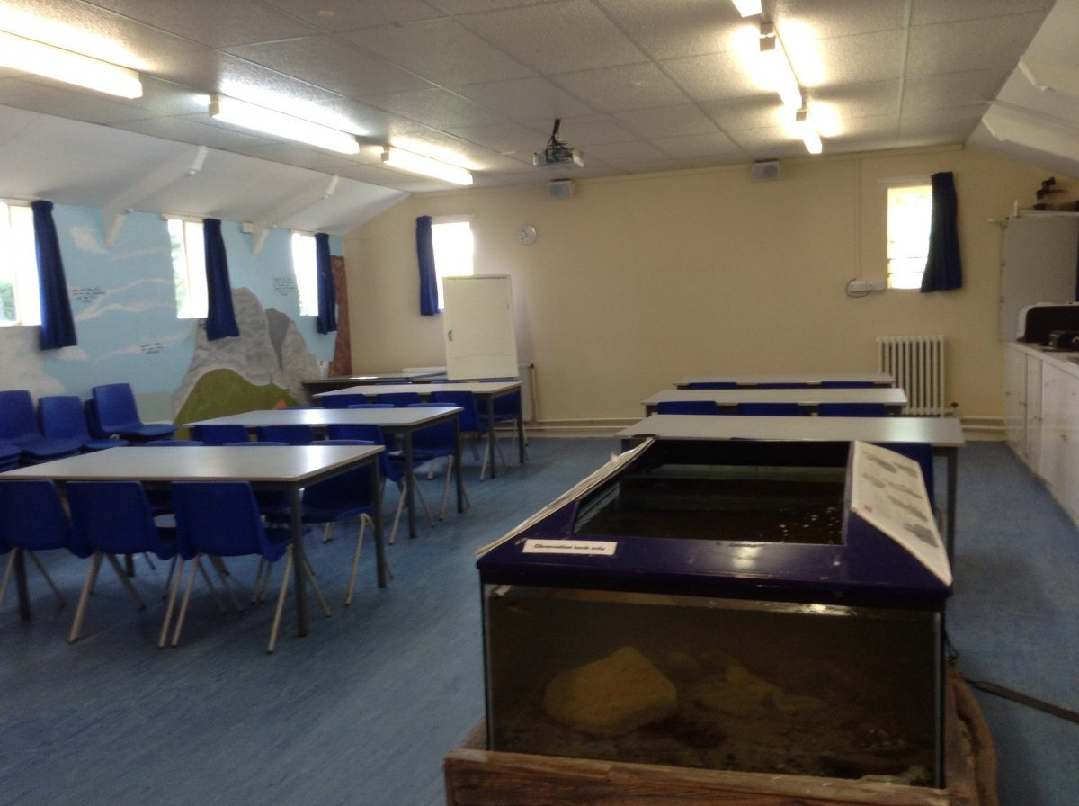 Accessible catered activity centre near Whitby  Yorkshire