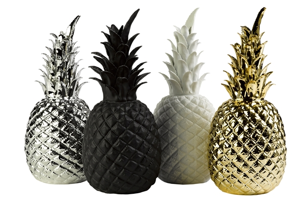 Ananas Cramique Dor POLS POTTEN Wwwgroupdecofr