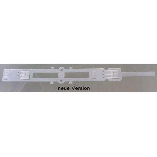 fixation habillage facade de porte x1 pour lave vaisselle beko