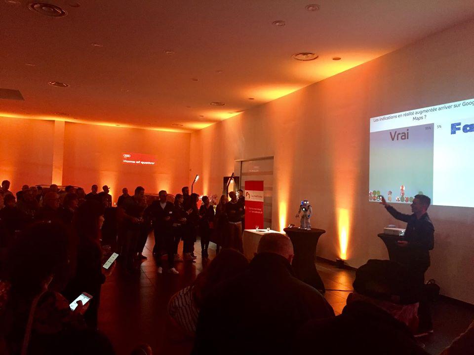Lancement Audi Q3 - Actualité Groupe Faurie