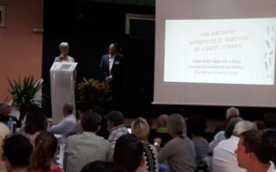 Clubs d'entreprises, élus, Chambres consulaires …tous unis pour valoriser le sud ouest lyonnais