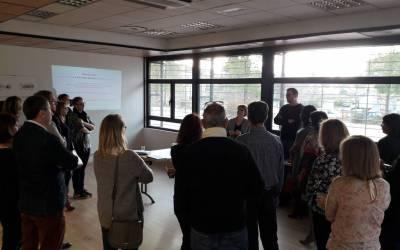 Le GROUPE ICARE était présent au QUICK MEETING à ST GENIS LAVAL