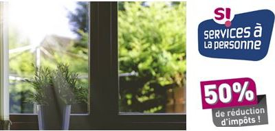Nos laveurs de vitres… à votre domicile sur simple appel