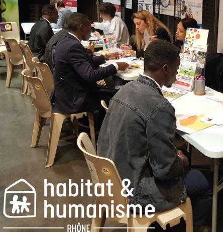 Le Groupe ICARE a participé le 21 mars à la deuxième édition du Forum de Habitat & Humanisme