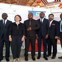 Salon SIBAT: La CNPC-CI à la cérémonie d'ouverture du Salon Ivoirien du Bâtiment et de la construction