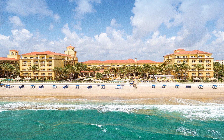 Htel Eau Palm Beach Resort Amp Spa Floride