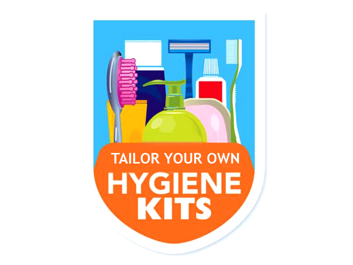 Tailor Your Own Hygiene Kit  Group ILS